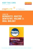 Master Dentistry Volume 3 Oral Biology - Elsevier eBook on VitalSource (Retail Access Card)