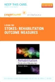 cover image - Rehabilitation Outcome Measures - Elsevier eBook on VitalSource (Retail Access Card)
