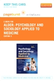 cover image - Psychology and Sociology Applied to Medicine - Elsevier eBook on VitalSource (Retail Access Card),3rd Edition