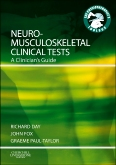 cover image - Neuromusculoskeletal Clinical Tests - Elsevier eBook on VitalSource