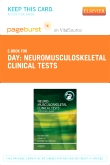 cover image - Neuromusculoskeletal Clinical Tests - Elsevier eBook on VitalSource (Retail Access Card)