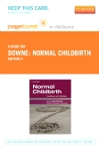 cover image - Normal Childbirth - Elsevier eBook on VitalSource (Retail Access Card),2nd Edition