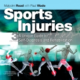 cover image - Sports Injuries - Elsevier eBook on VitalSource,3rd Edition