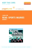 Sports Injuries - Elsevier eBook on vitalSource (Retail Access Card), 3rd Edition