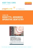 cover image - Advanced Operative Dentistry - Elsevier eBook on VitalSource (Retail Access Card)