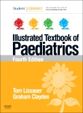 cover image - Evolve Resources for Illustrated Textbook of Paediatrics,4th Edition