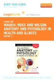 Ross and Wilson Anatomy and Physiology in Health and Illness - Elsevier eBook on VitalSource (Retail Access Card), 11th Edition