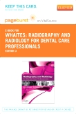 Radiography and Radiology for Dental Care Professionals - Elsevier eBook on VitalSource (Retail Access Card), 3rd Edition