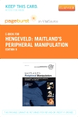 Maitland's Peripheral Manipulation Elsevier eBook on VitalSource (Retail Access Card), 5th Edition