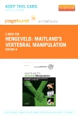Maitland's Vertebral Manipulation Elsevier eBook on VitalSource (Retail Access Card), 8th Edition
