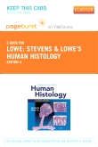 Stevens & Lowe's Human Histology Elsevier eBook on VitalSource (Retail Access Card), 4th Edition