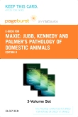 cover image - Jubb, Kennedy & Palmer's Pathology of Domestic Animals - Elsevier eBook on VitalSource (Retail Access Card): 3-Volume Set,6th Edition