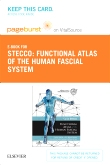 Functional Atlas of the Human Fascial System - Elsevier eBook on VitalSource (Retail Access Card)