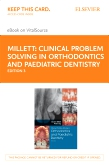 cover image - Clinical Problem Solving in Orthodontics and Paediatric Dentistry - Elsevier eBook on VitalSource (Retail Access Card),3rd Edition