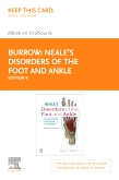 cover image - Neale's Disorders of the Foot - Elsevier eBook on VitalSource (Retail Access Card),9th Edition
