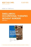 cover image - Occupational Therapies Without Borders - Elsevier eBook on VitalSource (Retail Access Card),2nd Edition