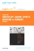 Equine Sports Medicine and Surgery - Elsevier eBook on VitalSource (Retail Access Card), 2nd Edition