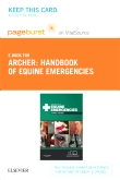 cover image - Handbook of Equine Emergencies - Elsevier eBook on VitalSource (Retail Access Card)