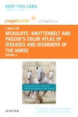 cover image - Knottenbelt and Pascoe's Color Atlas of Diseases and Disorders of the Horse - Elsevier eBook on VitalSource (Retail Access Card),2nd Edition