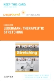 Therapeutic Stretching - Elsevier eBook on VitalSource (Retail Access Card)
