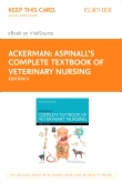 Aspinall's Complete Textbook of Veterinary Nursing - Elsevier eBook on Vitalsource (Retail Access Card), 3rd Edition