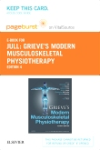cover image - Grieve's Modern Musculoskeletal Physiotherapy - Elsevier eBook on VitalSource (Retail Access Card),4th Edition