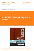 cover image - Minor Injuries - Elsevier eBook on VitalSource (Retail Access Card),3rd Edition