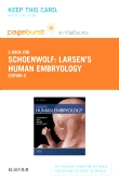 cover image - Larsen's Human Embryology Elsevier eBook on VitalSource (Retail Access Card),5th Edition