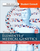 cover image - Emery's Elements of Medical Genetics,15th Edition