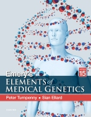 cover image - Evolve Resources for Emery's Elements of Medical Genetics,15th Edition