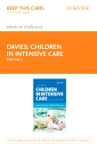 cover image - Children in Intensive Care Elsevier eBook on VitalSource (Retail Access Card),3rd Edition