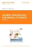 Immunology for Medical Students Elsevier eBook on VitalSource (Retail Access Card), 3rd Edition