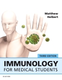 cover image - Immunology for Medical Students Elsevier eBook on VitalSource,3rd Edition