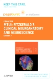 cover image - Fitzgerald's Clinical Neuroanatomy and Neuroscience Elsevier eBook on VitalSource (Retail Access Card),7th Edition
