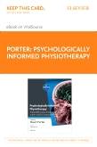 cover image - Psychologically Informed Physiotherapy Elsevier eBook on VitalSource (Retail Access Card)