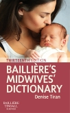 Baillieres Midwives Dictionary