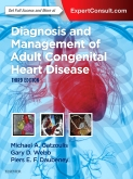 cover image - Diagnosis and Management of Adult Congenital Heart Disease,3rd Edition