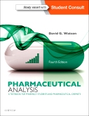 cover image - Pharmaceutical Analysis,4th Edition