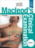 cover image - Macleod's Clinical Examination,14th Edition