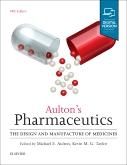 cover image - Aulton's Pharmaceutics,5th Edition