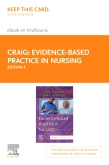 cover image - Evidence-Based Practice in Nursing - Elsevier eBook on VitalSource (Retail Access Card),4th Edition