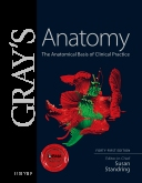 cover image - Gray's Anatomy - Elsevier eBook on VitalSource,41st Edition
