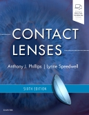 cover image - Contact Lenses,6th Edition
