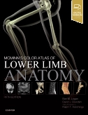 cover image - McMinn's Color Atlas of Lower Limb Anatomy,5th Edition
