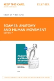 cover image - Anatomy and Human Movement - Elsevier eBook on VitalSource (Retail Access Card),7th Edition