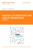 cover image - Foundations for Health Promotion - Elsevier eBook on VitalSource (Retail Access Card),4th Edition