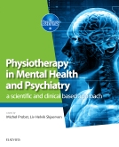 cover image - Physiotherapy in Mental Health and Psychiatry