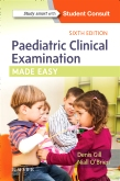 cover image - Paediatric Clinical Examination Made Easy,6th Edition