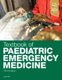 cover image - Textbook of Paediatric Emergency Medicine,3rd Edition
