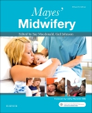 cover image - Evolve Resources for Mayes' Midwifery,15th Edition